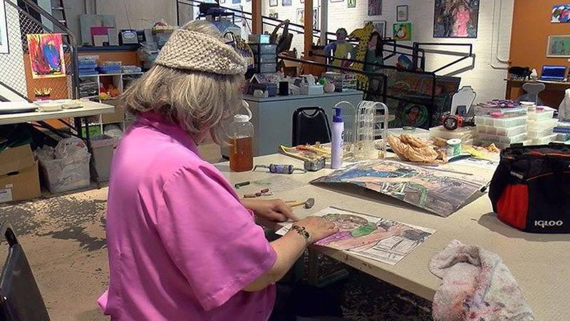Zoom Group has been training disabled adults for more than 30 years. (Source: WAVE 3 News)