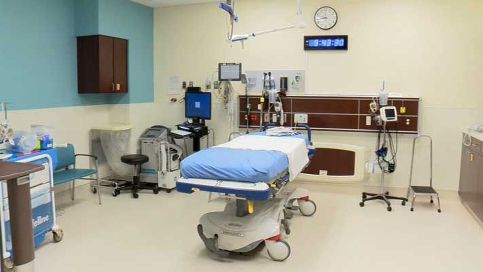 Private patient rooms were a noticeable portion of the renovation. (Source: WAVE 3 News)