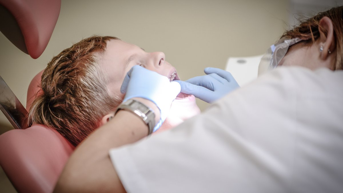 According to health experts, your child should see a dentist for the first time as soon as...