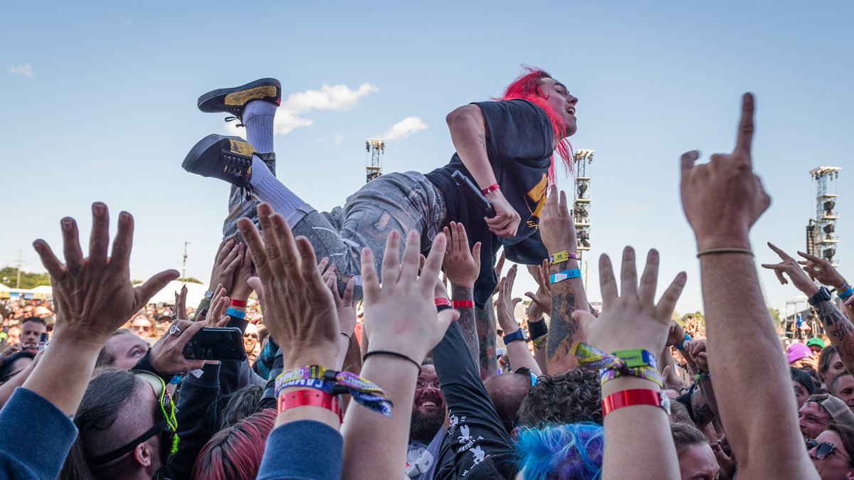 Louder Than Life, Louisville's favorite rock festival, has come and gone.
