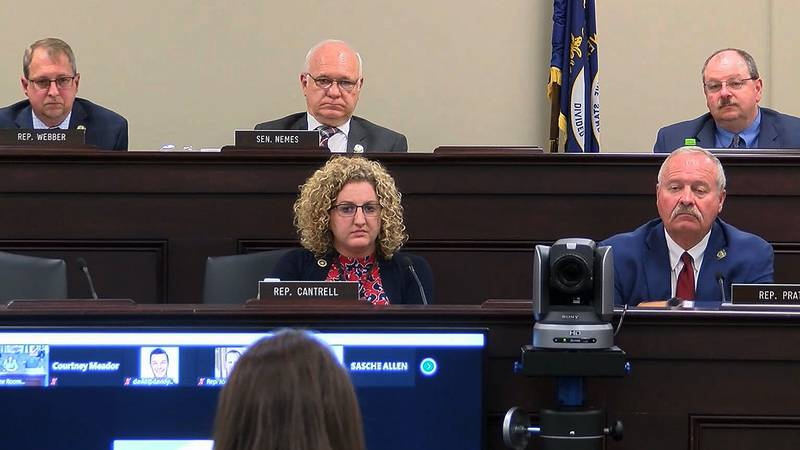 A task force of lawmakers met in Frankfort Tuesday with the goal of reforming the unemployment...