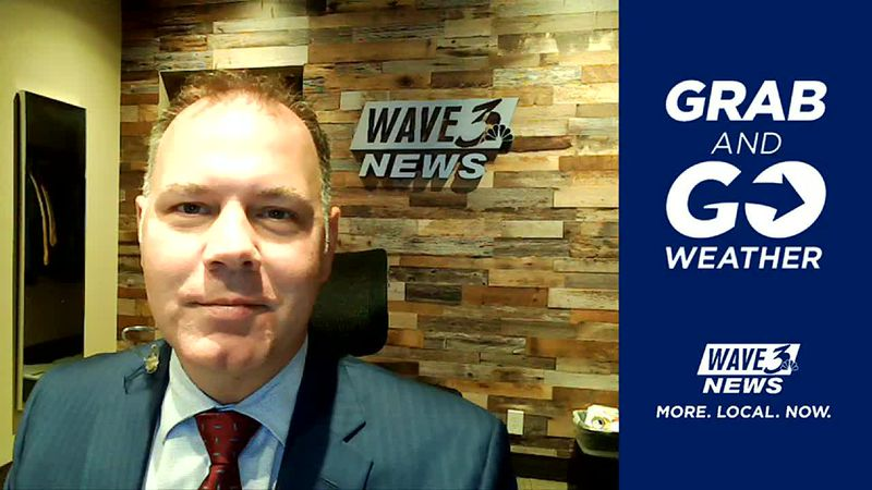 Grab-N-Go Forecast: Monday afternoon, June 14, 2021