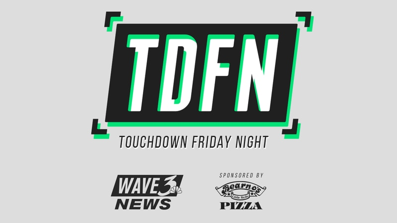 Here is the schedule for Touchdown Friday Night on Sept. 18.