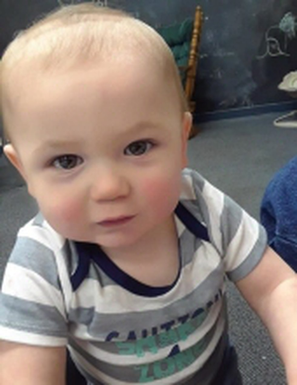 Sean Buttery Jr. was transported to Cincinnati Children's Hospital on Aug. 16 following a...