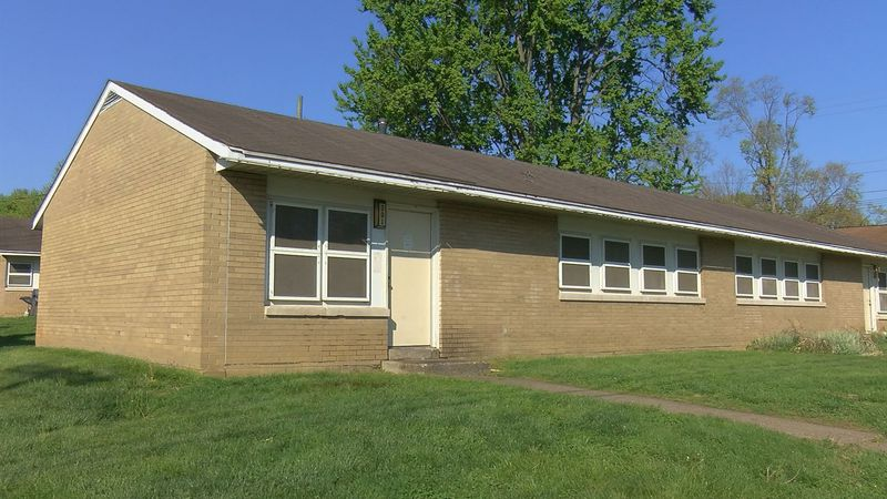New Albany, Indiana police are investigating the shooting death of a man found wounded April...