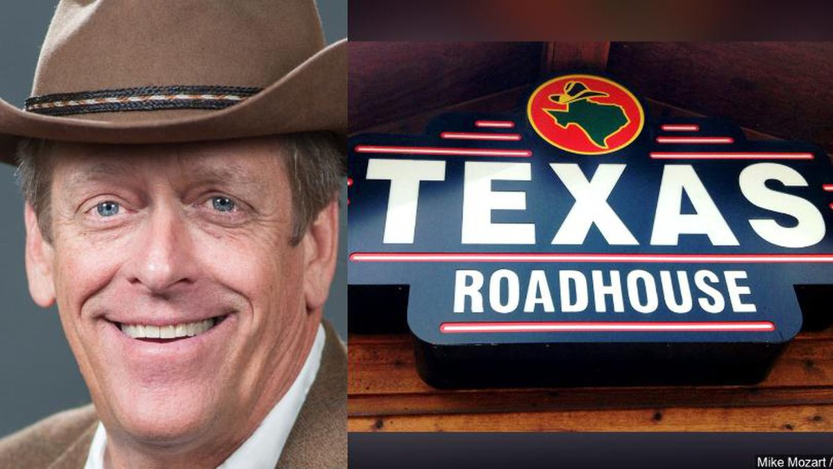 Kent Taylor, the chief executive officer of Texas Roadhouse