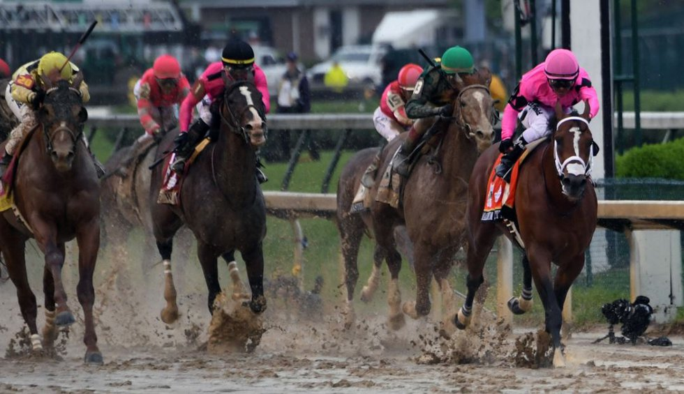Maximum Security's owners on Monday filed an appeal with the Kentucky Horse Racing Commission...