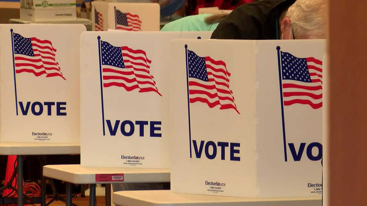 As each early voting day passes, the numbers show fewer and fewer people are going to the west...