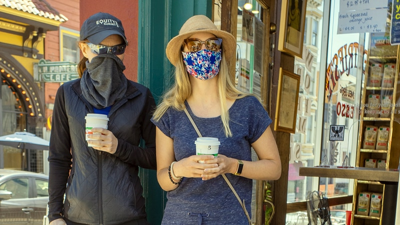 Indiana Governor Eric Holcomb said he'll continue to wear his mask in public as a precaution,...