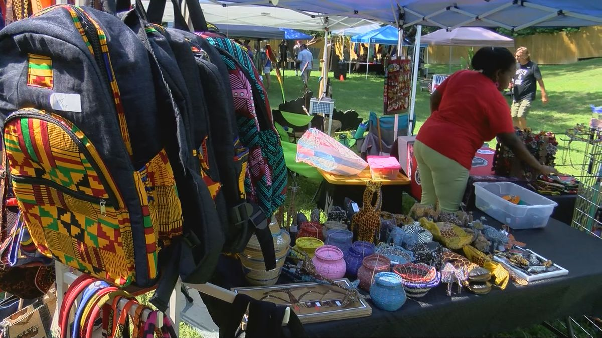 The South Points Buy Local Fair is in its fourth year.