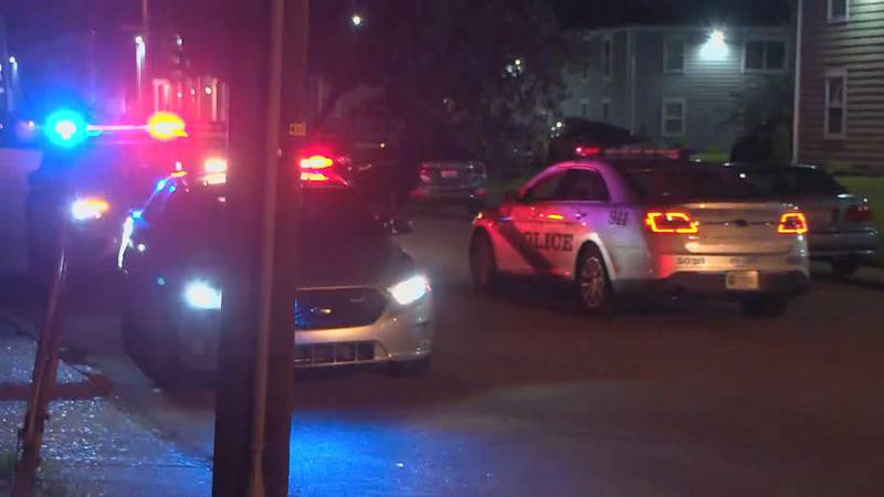 A man is in critical condition after being shot in the 1500 block of Oleanda Ave. on Sept. 28,...