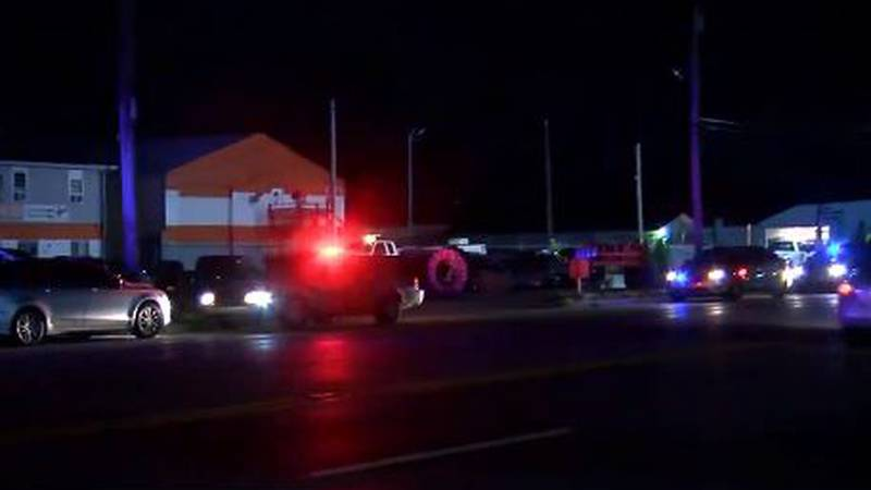 The shooting was reported in the 8400 block of National Turnpike around 3:30 a.m. Thursday,...