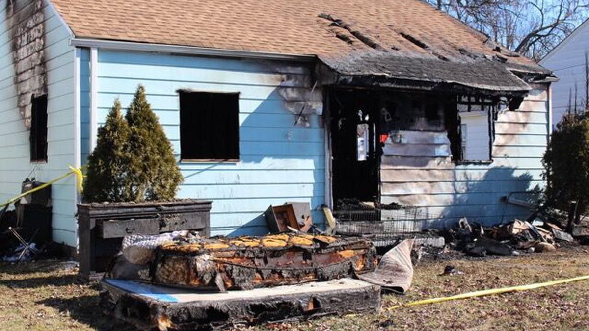 One person died and a second was inured in a Feb. 1 house fire in the 800 block of Pratt Street...