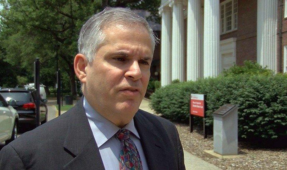 University of Louisville Law Professor Sam Marcosson. (Source: WAVE 3 News)