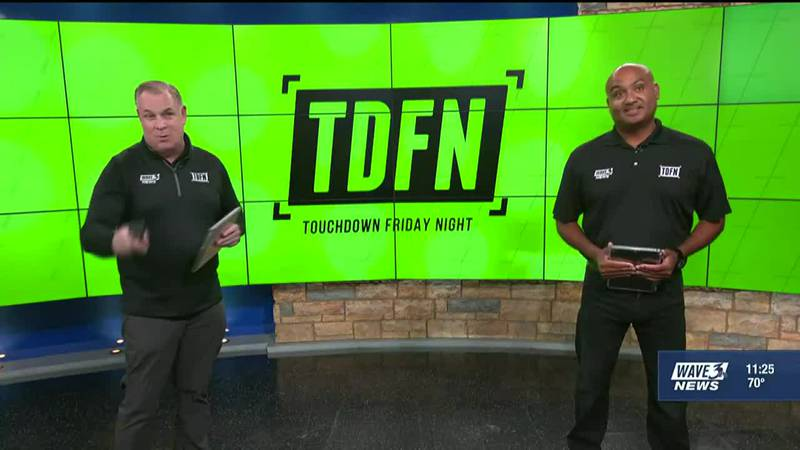 Kent Taylor and Kendrick Haskins - Touchdown Friday Night