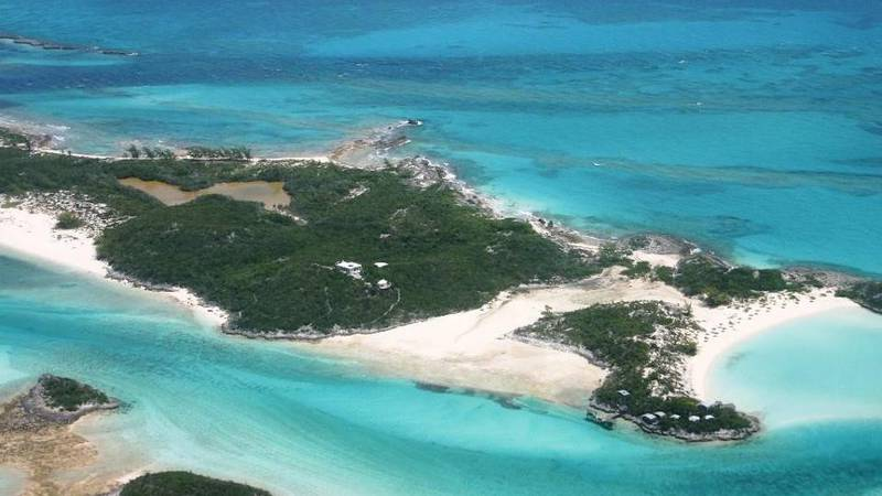 The island used to promote the infamous Fyre Festival has been listed at $11.8 million.