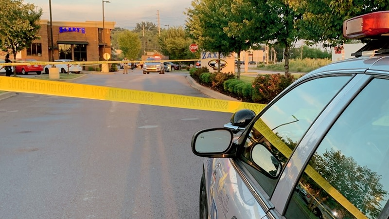 The person who was shot dead in the parking lot of an Okolona fast-food restaurant has been...
