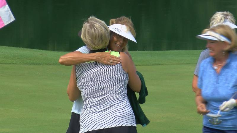 Susan Stewart won her 18th Louisville District Match Play title on Friday at Lake Forest...
