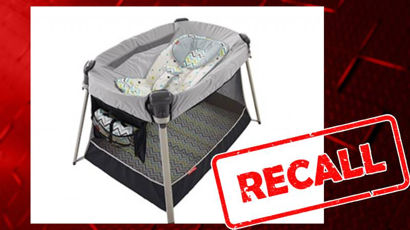 Fisher Price has recalled over 70,000 inclined sleeper attachments.