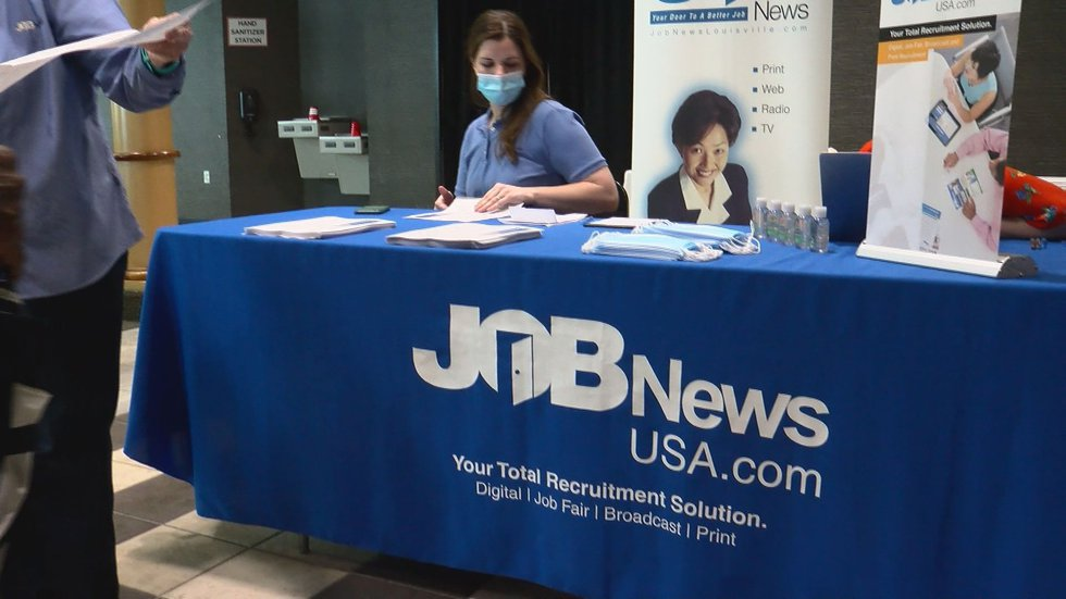 The May 26, 2021 job fair by Job News USA had employers looking to fill jobs in many positions,...