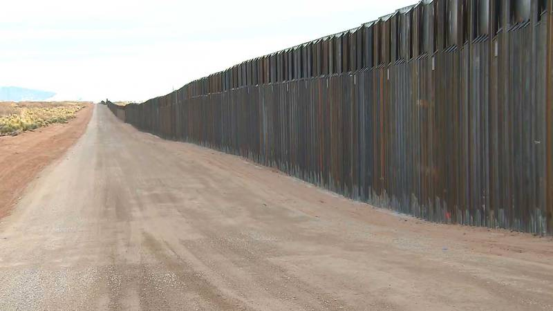 A federal judge has blocked the use of federal funds to build a wall along the U.S.-Mexico...
