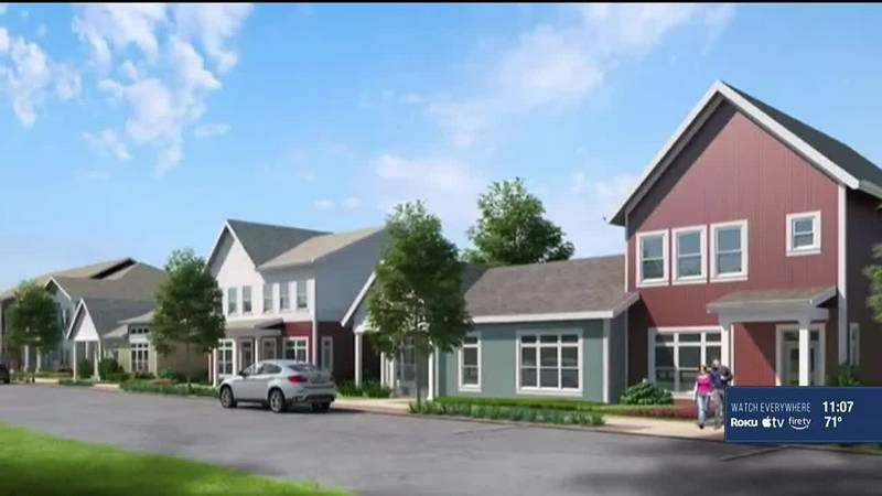 Most residents do not know where they will go during construction, but New Albany Housing...