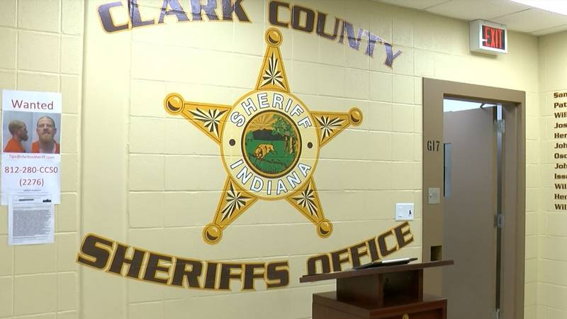 Some inmates at the Clark County Jail are getting an extended stay after getting caught trying...