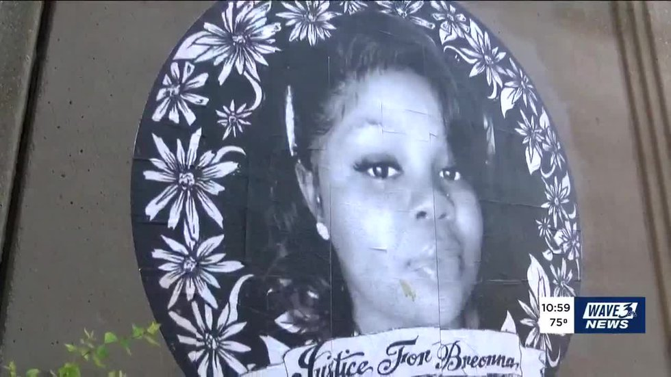 Attorney Sam Aguiar has filed a motion on behalf of Breonna Taylor's family, claiming that LMPD...