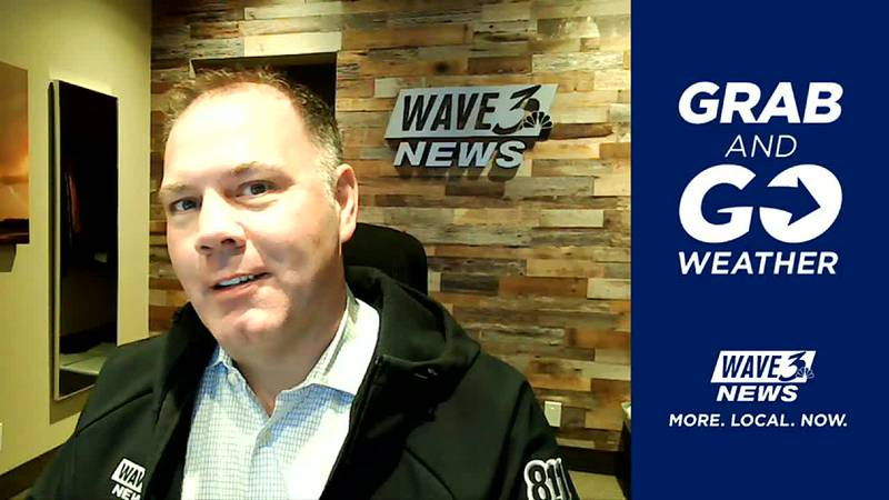Here's the latest forecast from WAVE 3 News chief meteorologist Kevin Harned and the WAVE 3...