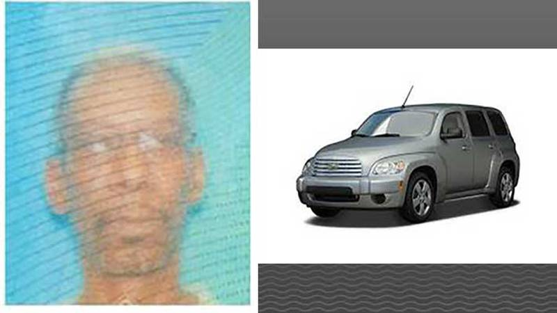 James Bowman was last seen driving a gray 2007 Chevy HHR with a Kentucky license plate of 742...
