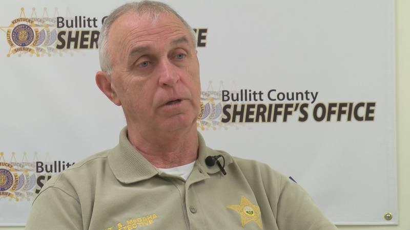 Lieutenant Scotty McGaha passed away on January 18, according to the Bullitt County Sheriff's...