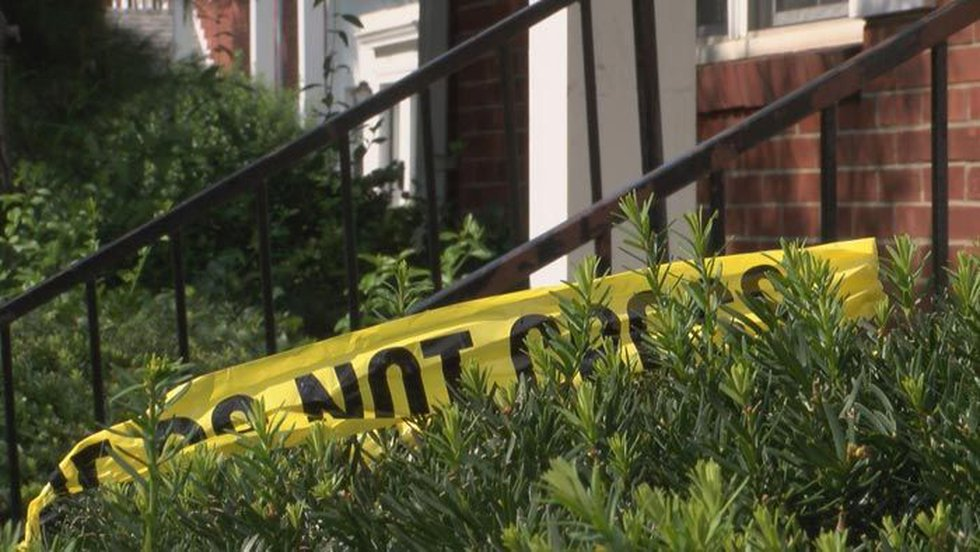 The shooting happened in the 5300 block of Halsey Court. (Source: WAVE 3 News)