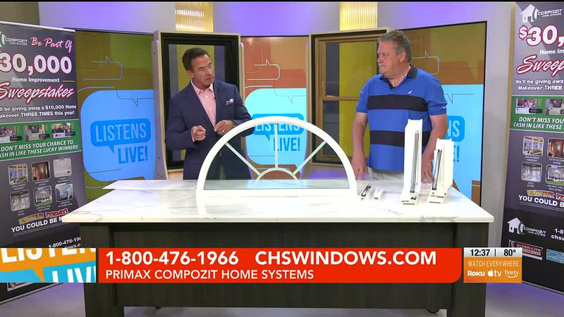 John Ramsey welcomes Primax Compozit Home Systems to the Listens Live! studio.