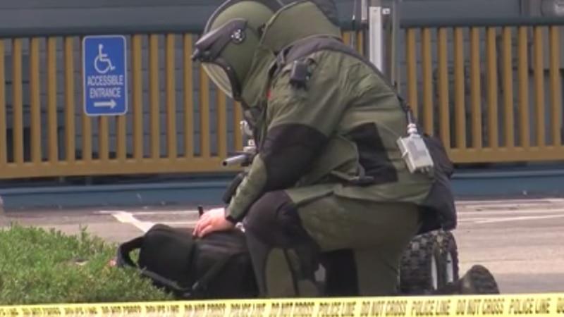 LMPD allows cameras into bomb squad practice