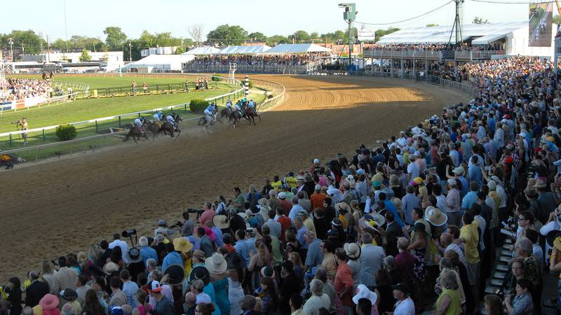 Pimlico Racetrack (Source: Maryland Government/flickr)