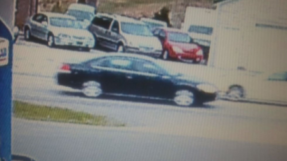 Kentucky State Police believe this black chevy Impala is directly involved in the 2014 murders...