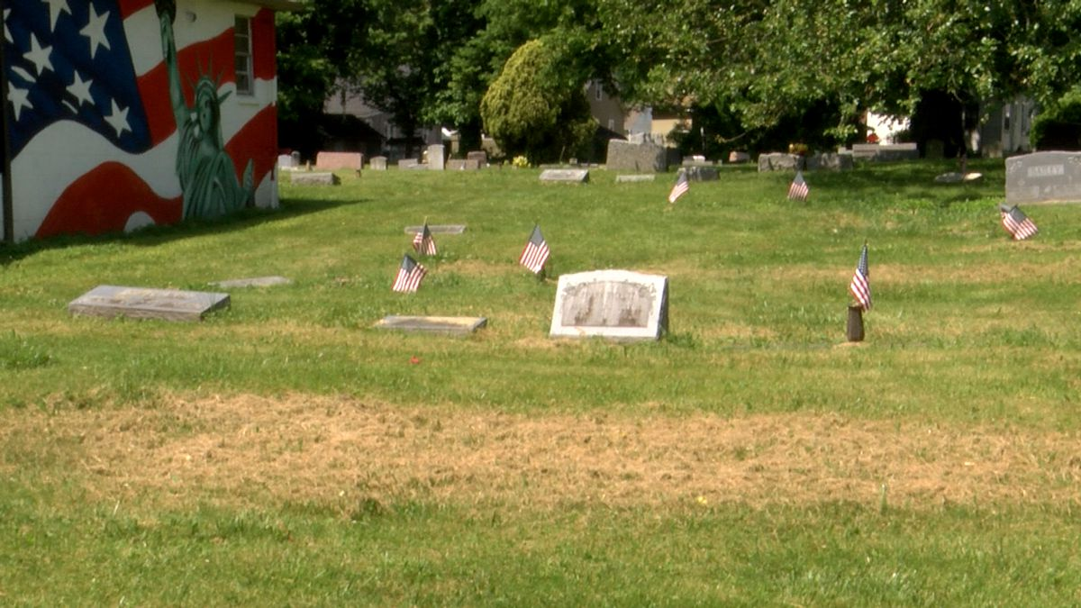 Those who have served our country and were laid to rest were honored Saturday afternoon for an...
