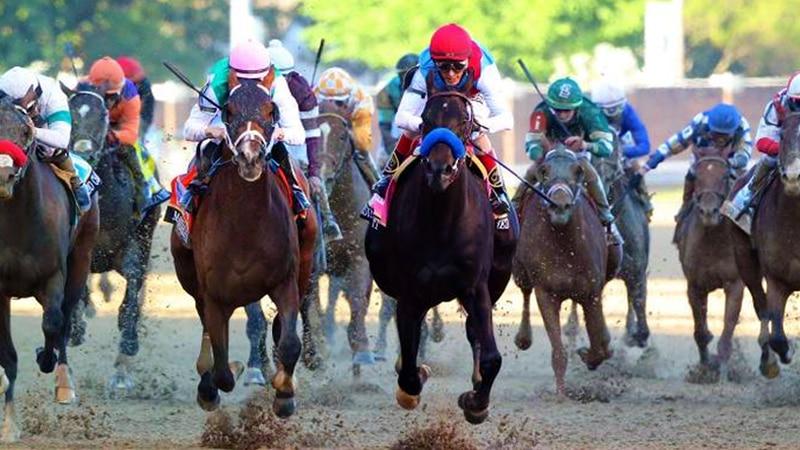 Kentucky Derby 147 winner Medina Spirit failed a post-race drug test on May 9, testing for...