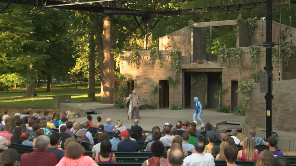 Kentucky Shakespeare plans for spring and summer season.