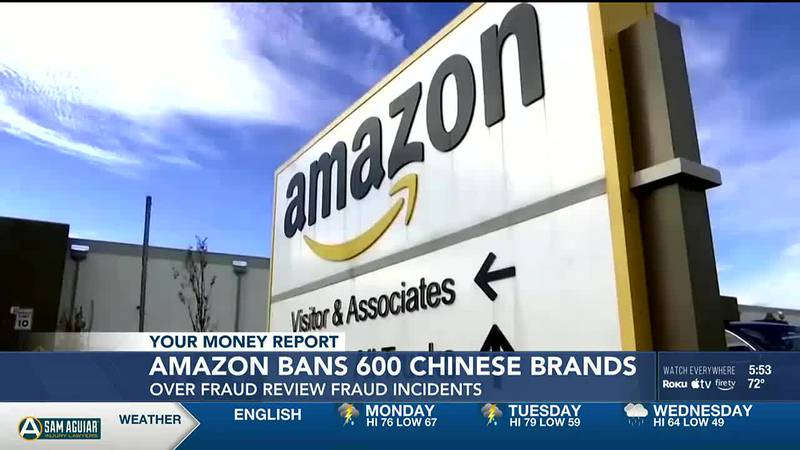 A new study says Americans went overboard on spending this summer. Also, Amazon has banned over...