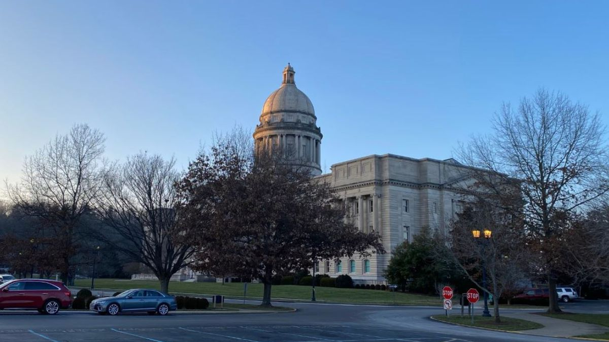Kentucky Gov. Andy Beshear said he's ready to do whatever necessary to protect government...