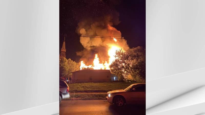 The fire was reported in the 2200 block of West Main Street around 11:35 p.m. Monday,...