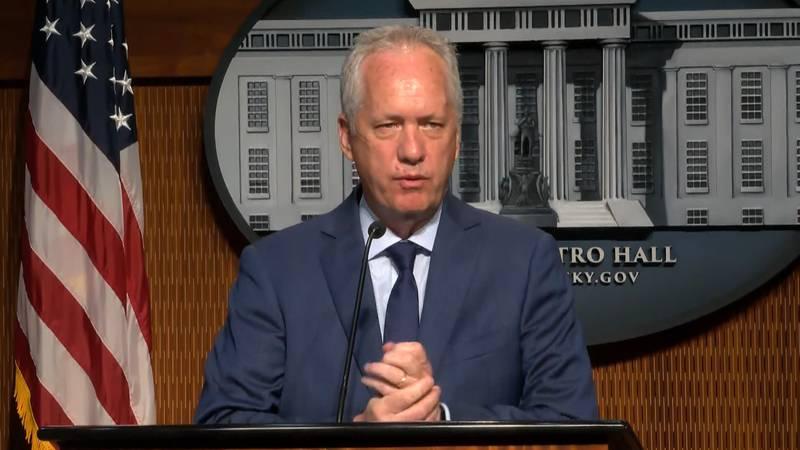 Greg Fischer outlines $263 million spending plan
