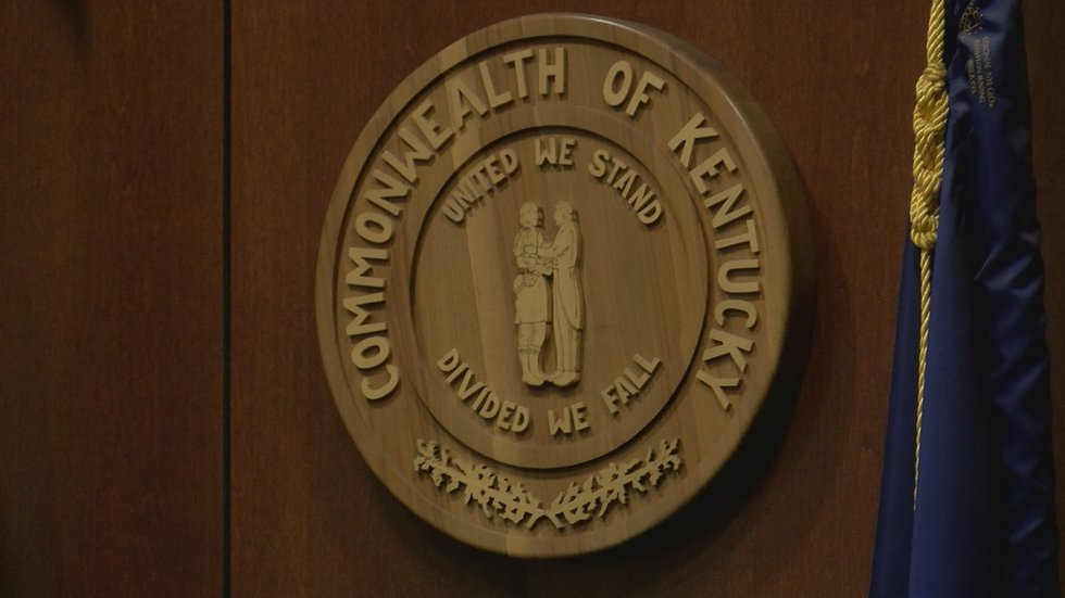 Seal of the Commonwealth of Kentucky (Source: WAVE 3 News)