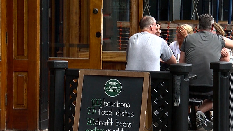 Restaurants and businesses in Kentucky know operating at 100 percent capacity