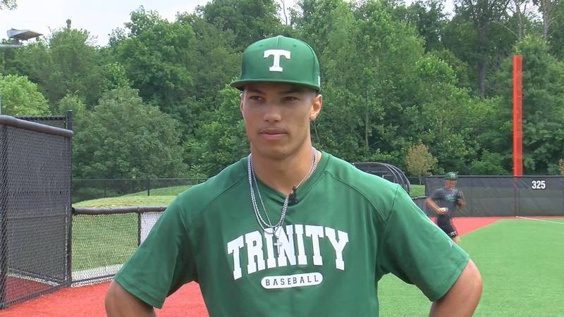 Trinity star Daylen Lile was selected #47 by the Washington Nationals in the MLB Draft