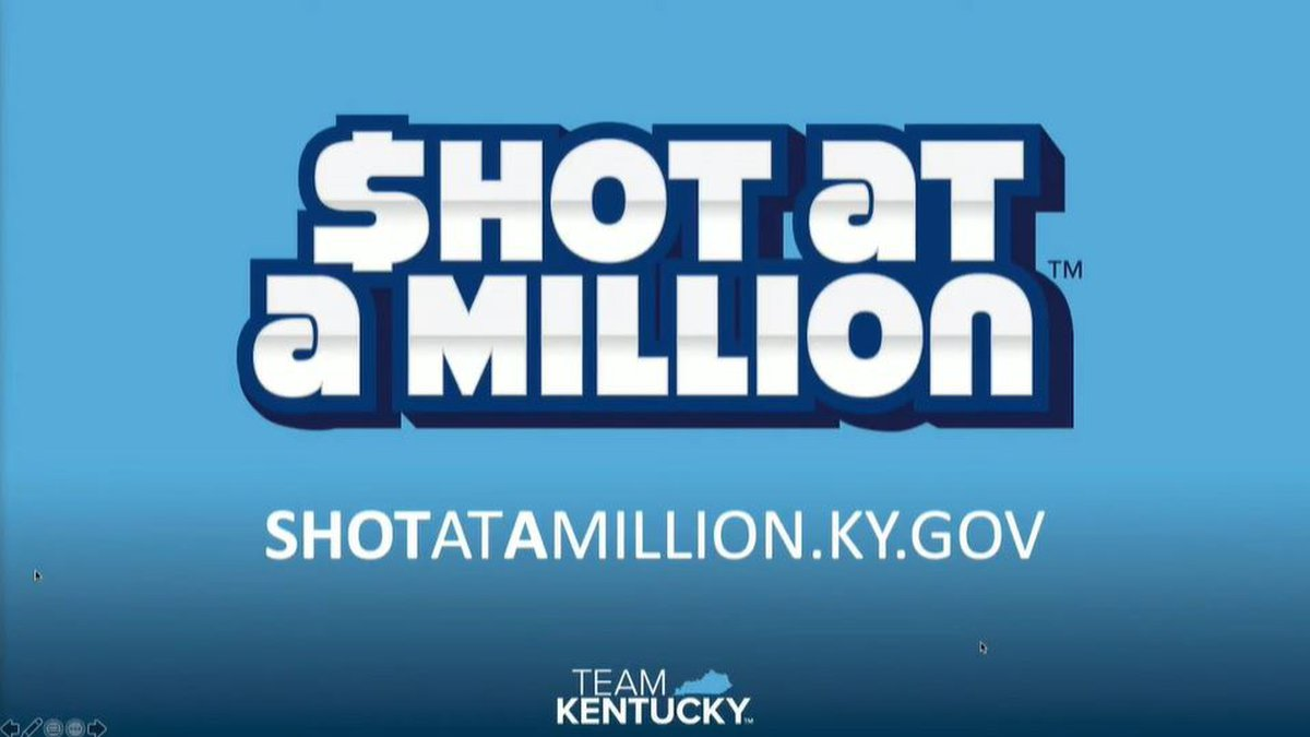If you haven't already registered for the Shot at a Million sweepstakes, the deadline for the...