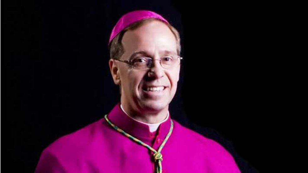 Indianapolis Archbishop Charles Thompson (Source: WAVE 3 News Archives)