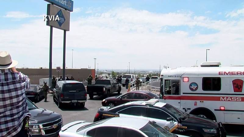 Multiple people were killed at a Walmart in El Paso, Texas on Saturday.