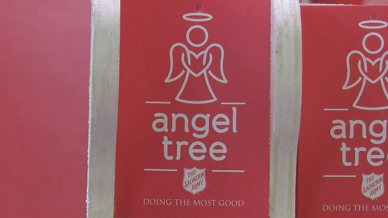 WAVE 3 News is proud to partner with The Salvation Army in the 38th annual Angel Tree program...